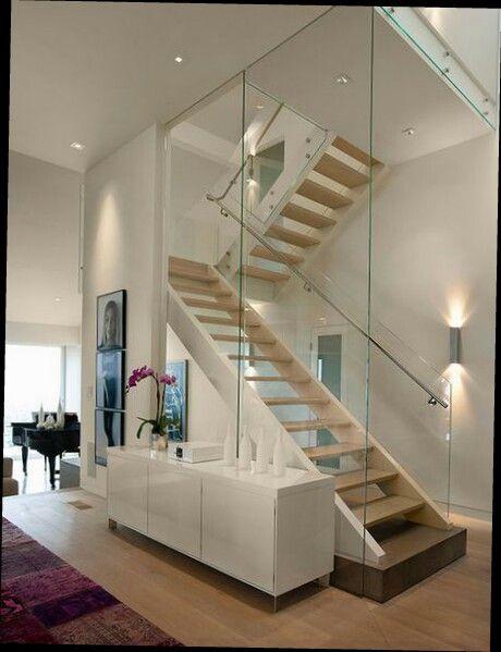 Pin de Adys Chávez en Home!!! Pinterest Escalera - lamparas para escaleras