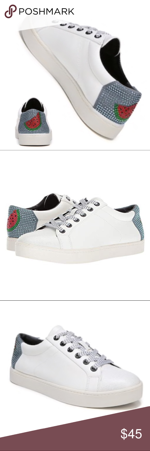 963fbd4a3457 Circus by Sam Edelman Collins Watermelon Sneakers NWOB. These women s  Collins sneakers by Circus by Sam Edelman take an everyday staple and give  it a ...