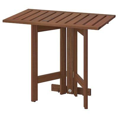Mobili da giardino - IKEA | Tavoli da parete, Tavolo a ...