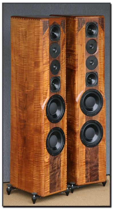 Daedalus Audio Poseidon V 2 Loudspeaker Design Floor