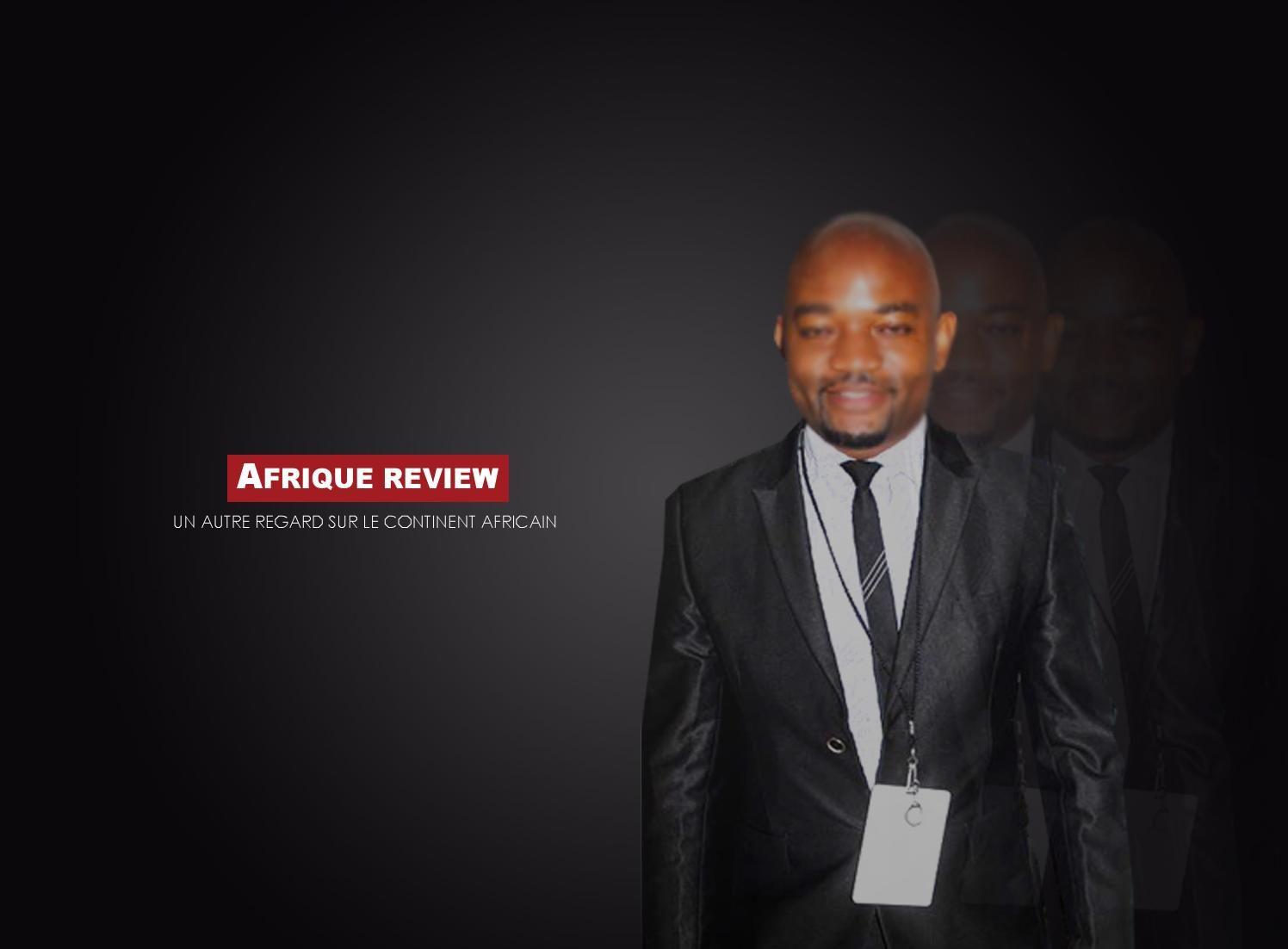 Afrique Review Plaquette