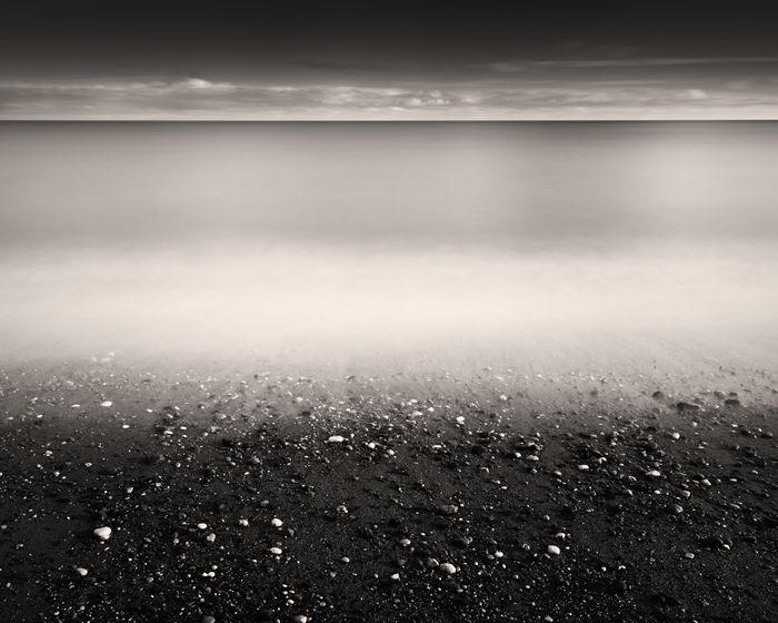 Dark Sands: By Rafal Krol, more artworks http://www.artlimited.net/rafalkrol #Photography #Digital #Nature #Scenery #Waterscape