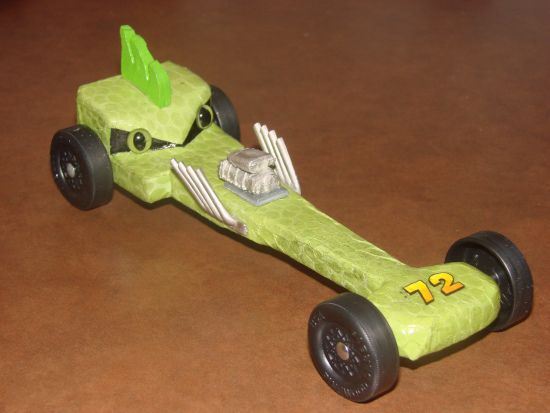 Pinewood Derby Car More Scouts Pinterest Pinewood