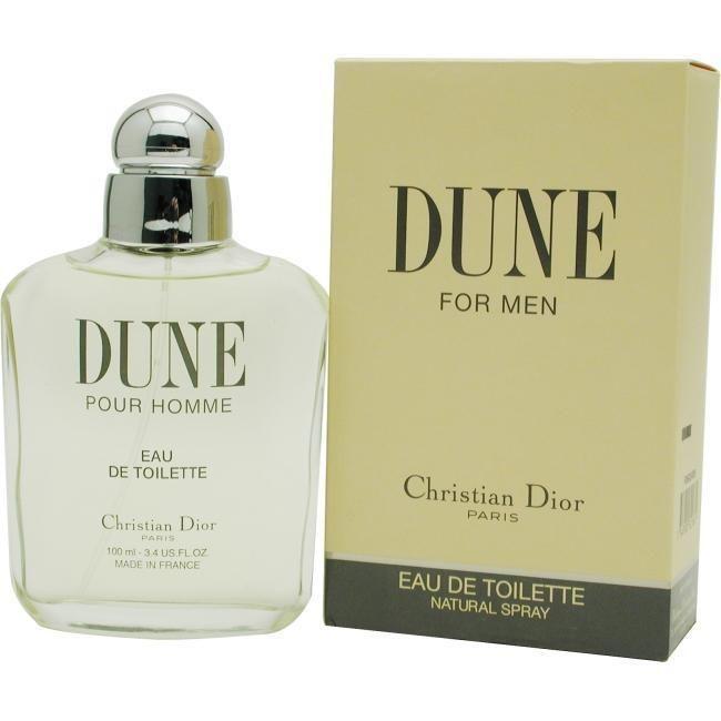 Christian Dior Dune Homme Men's 3.3-ounce Eau de Toilette Spray, Orange