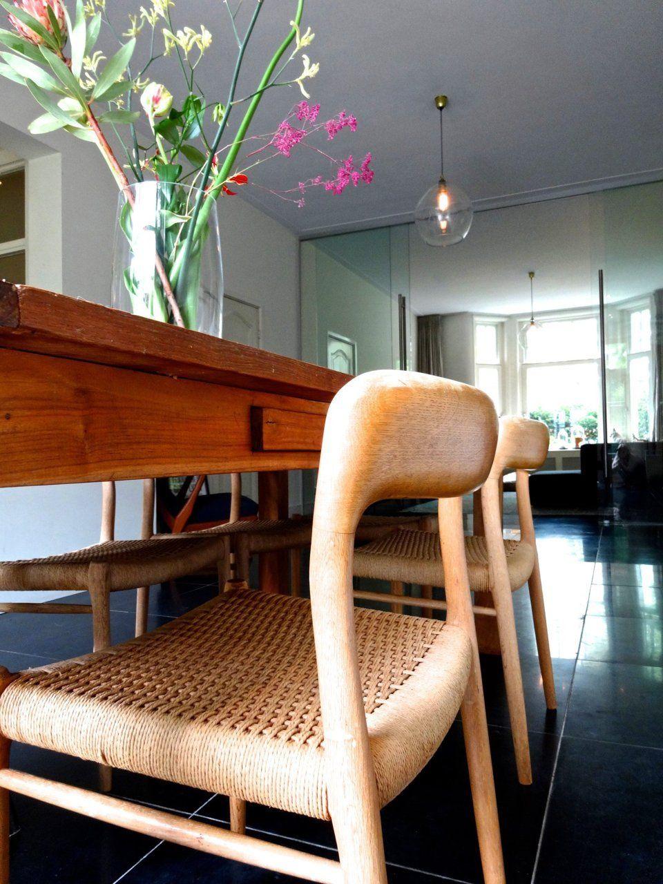 Franka\'s Beautiful Amsterdam Abode   Danish, House tours and House