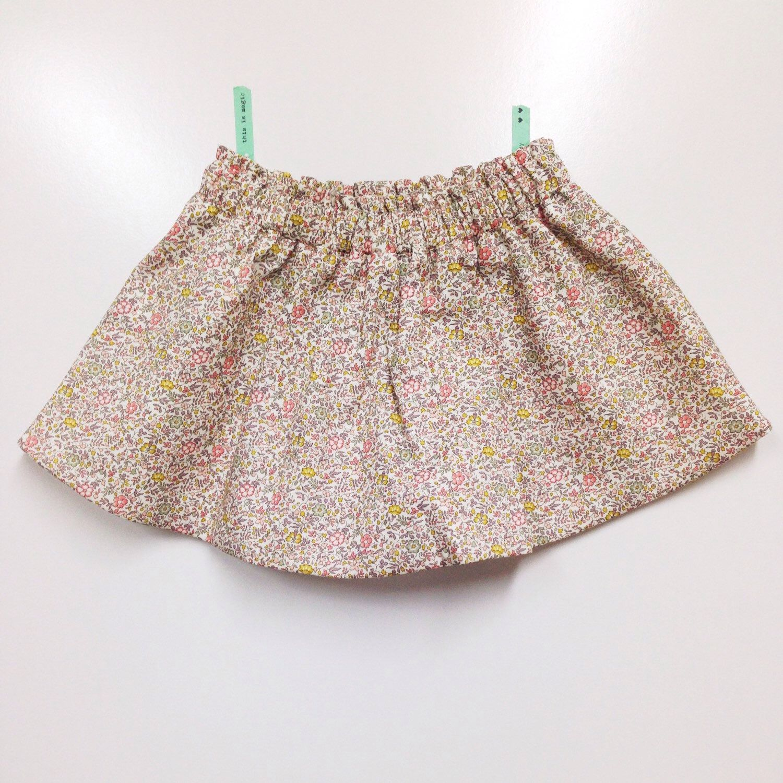 Petite Skirt Baby girl Katie Millie skirt Size 3 6 months