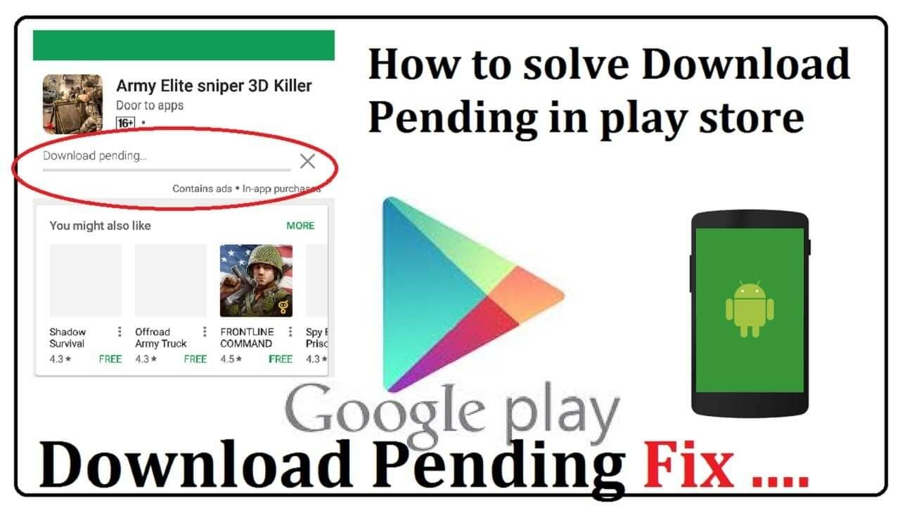 8 Effective Ways To Get Rid Of Google Play Store Stuck On