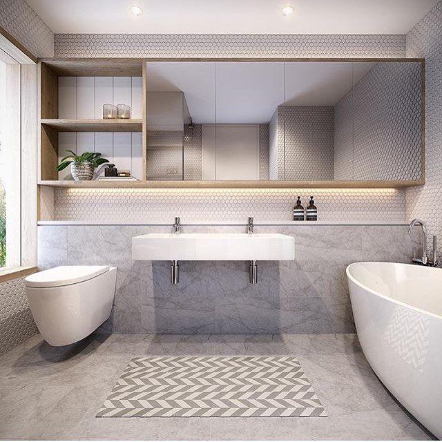 Spacious Bathroom Powder Room Pinterest Taps, Australia and