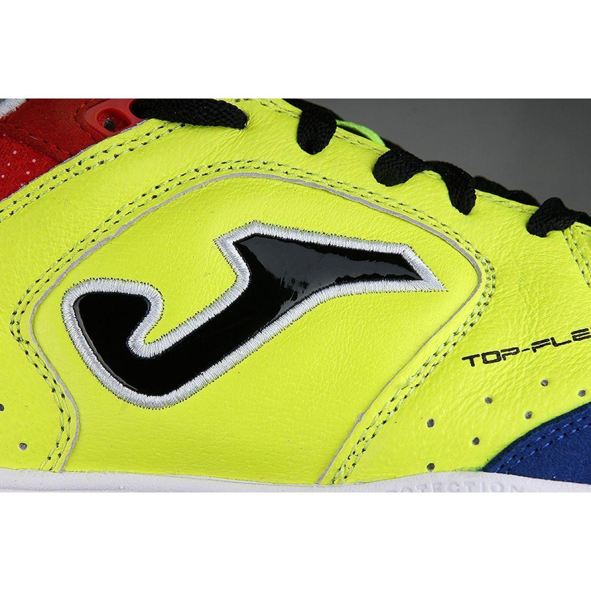 Buty Pilkarskie Joma Top Flex Tf 711 M Topw 711 Wielokolorowe Zolte Football Boots Joma Boots