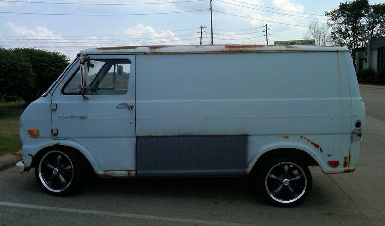 1969fordeconoline02 Crop Van For Sale Ford Vans