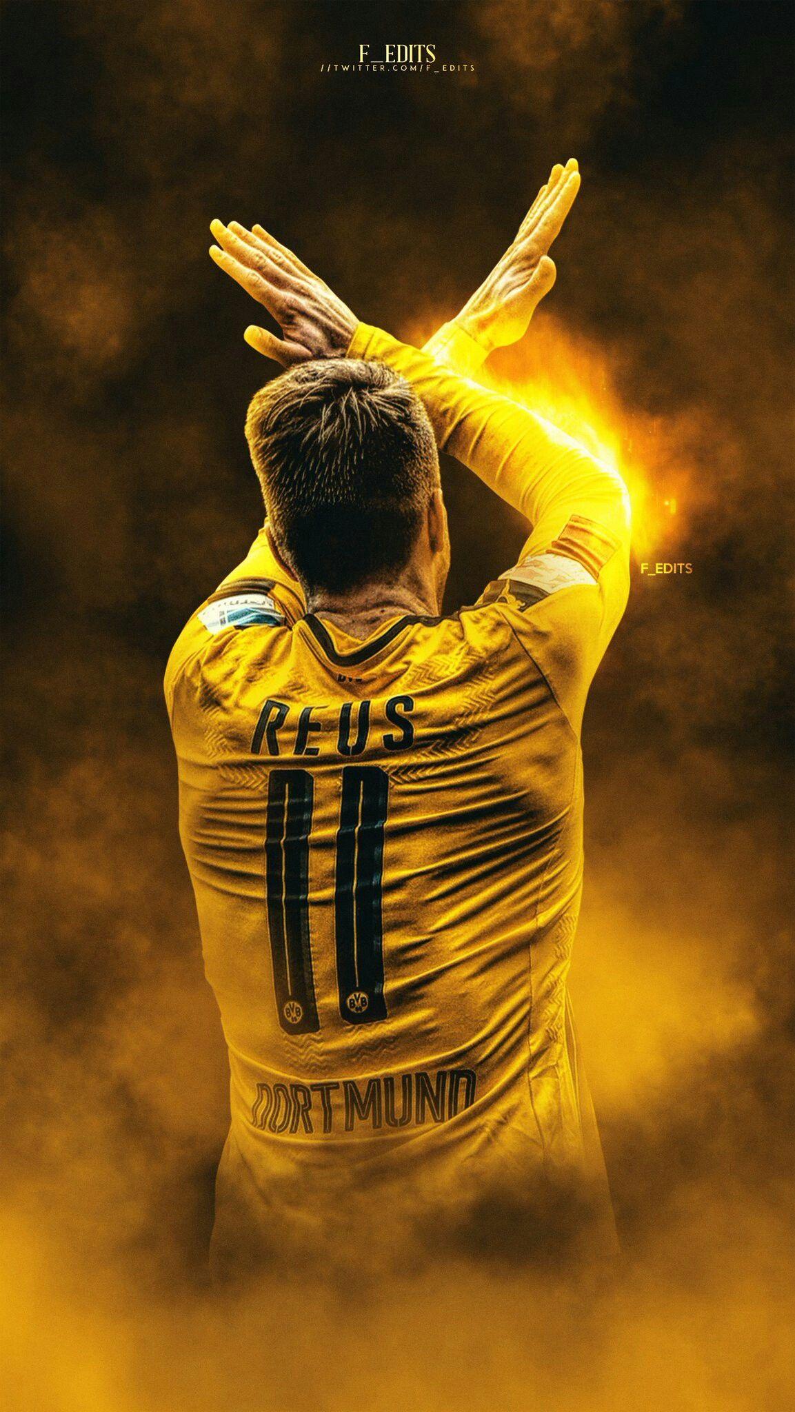 Marco Reus BVB | Fútbol | Pinterest | Fútbol, El futbol y Fondos