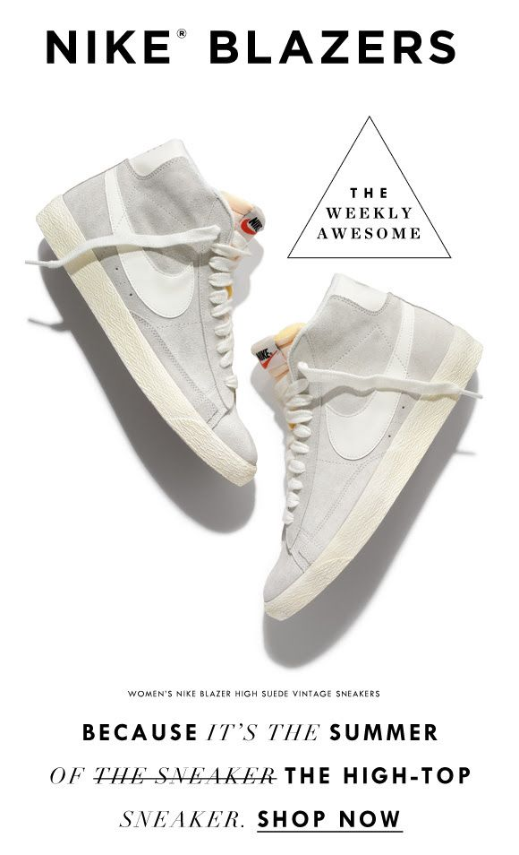 a7f00a3d8e nike blazer high suede sneaker Mine are in the mail!!!!!! Whooo hoo ...