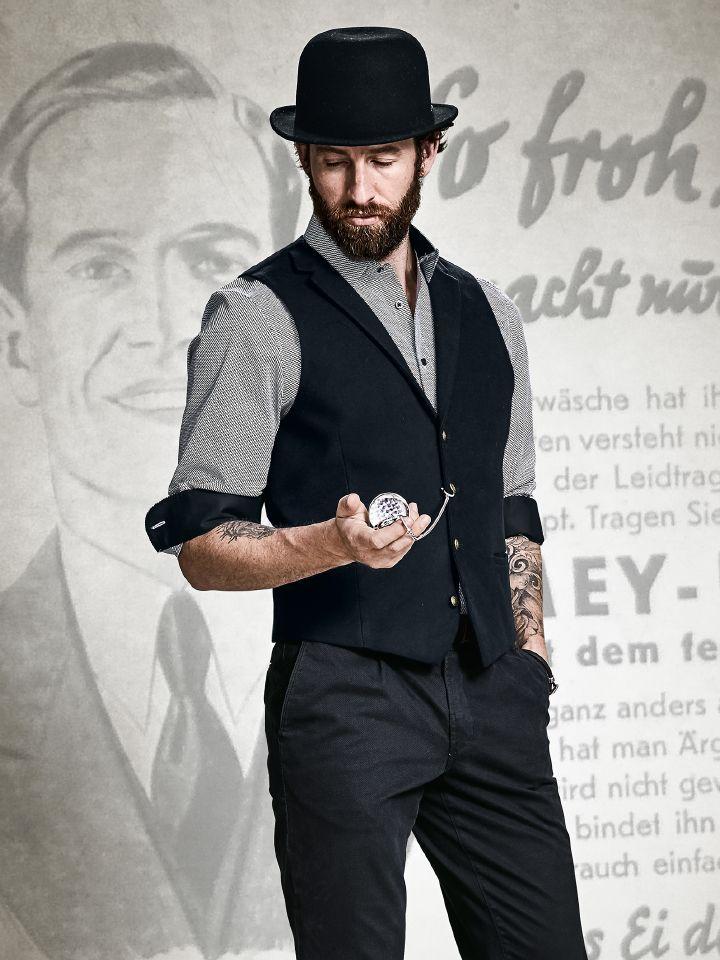 Ernst Mey Weste 1896 Stylische Manner Manner Kleidung Und