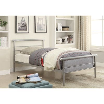 Wildon Home  Panel Bed Size: Twin