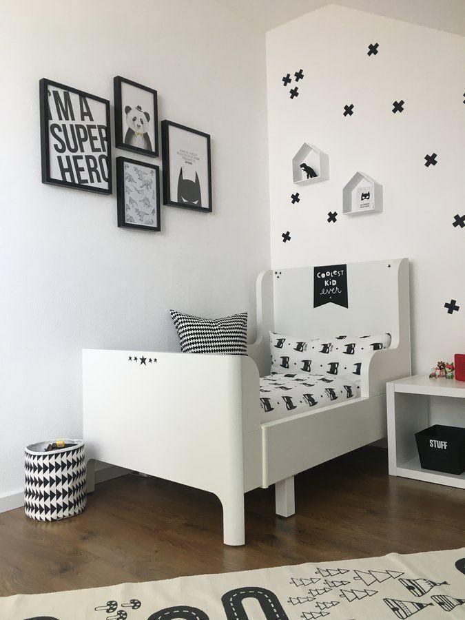 Kids Room | Dekoideen | Kinderzimmer junge, Kinderzimmer weiß und ...