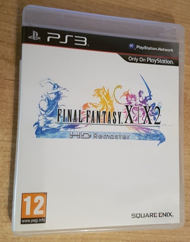 Playstation 3 Final Fantasy X X 2 Hd Remaster The Real Deal Shop