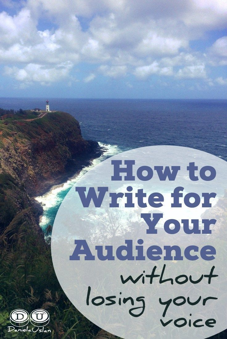 Blogging can be a tricky task. You want to share your unique voice, but you also want to write for your audience. Here's how to balance the two.