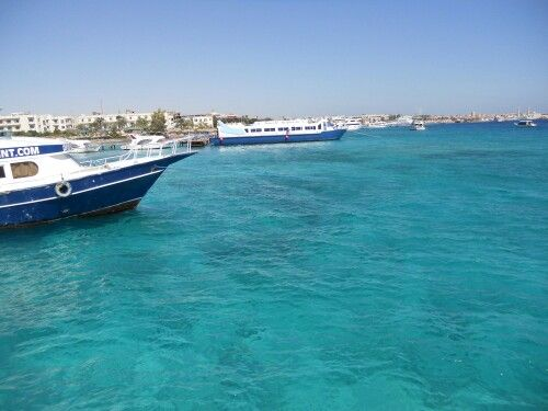 Hurghada in a nutshell : AWESOME!!!