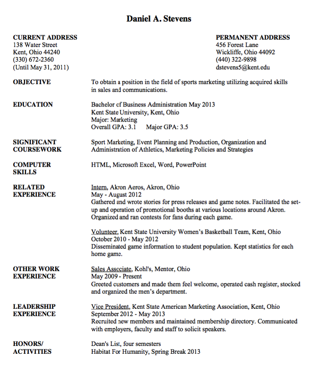 Sample Resume Vice President  HttpResumesdesignComSample