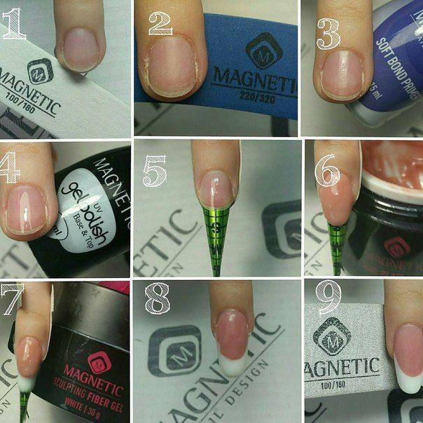Nails University. Ногти и Маникюр пошагово. | Nail | Pinterest ...