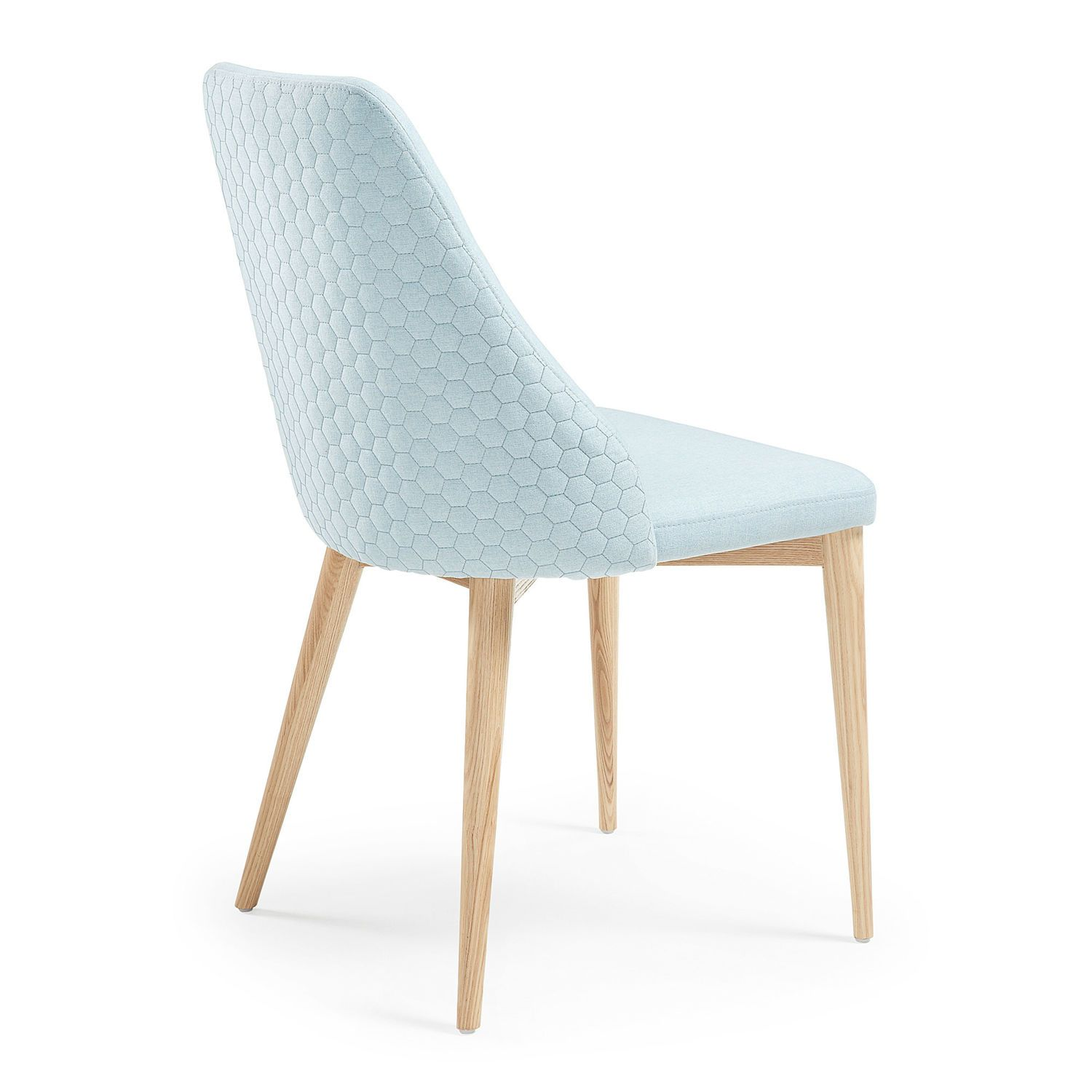 Kavehome Chaise Rosie Bleu Clair Mobilier D Co Pinterest # Meuble Tv Kavehome