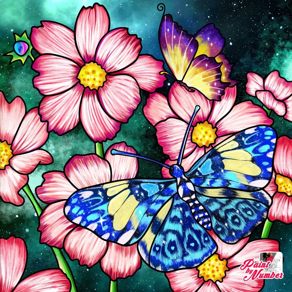 Pin By Judy On Coloring Pictures Paint By Number Painting Coloring Book App
