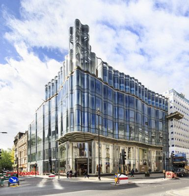 Oxford Street By Allford Hall Monaghan Morris In London United