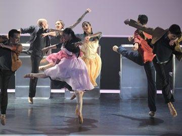 Bal - Malandain Ballet Biarritz - agenda - Centre national de la danse