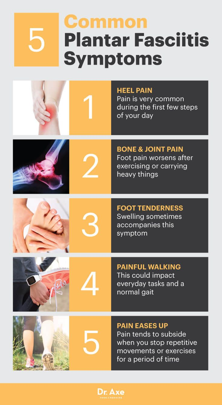 4826f180ac Plantar Fasciitis is a Runner's Nightmare (Here are 5 Natural Ways ...
