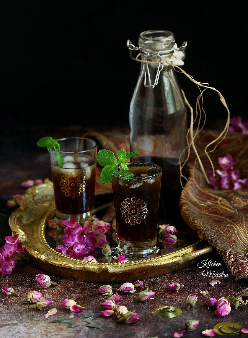 شراب التمر هندي احد العصائر التقليدية الشهيرة المتواجدة دائما على سفرة رمضان Tamarind Juice Tamarind Juice