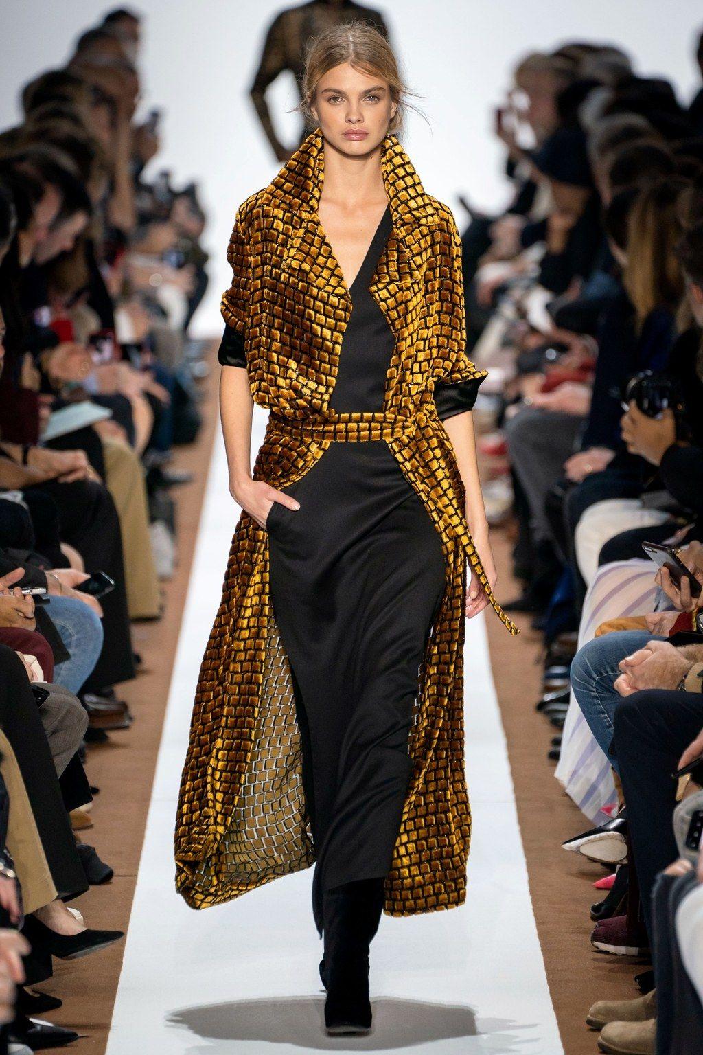 Akris Prêt à Porter Automne Hiver 2019 2020 Défilé Vogue Paris Defile Mode Prêt à Porter Tendances Mode Automne