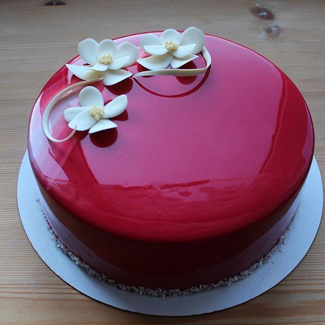 Я уже даже соскучилась по красным ️ цветочки шоколадные # ...