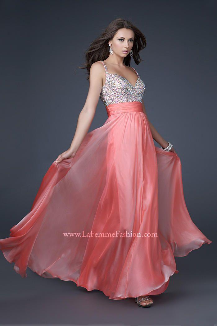 La Femme Dress 16802 | Terry Costa Dallas | PROM DRESSES | Pinterest ...