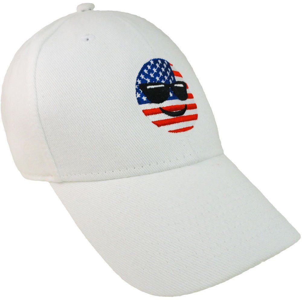 5b10da59f9d50 COOL AMERICAN - LUCKY Emojis® Caps