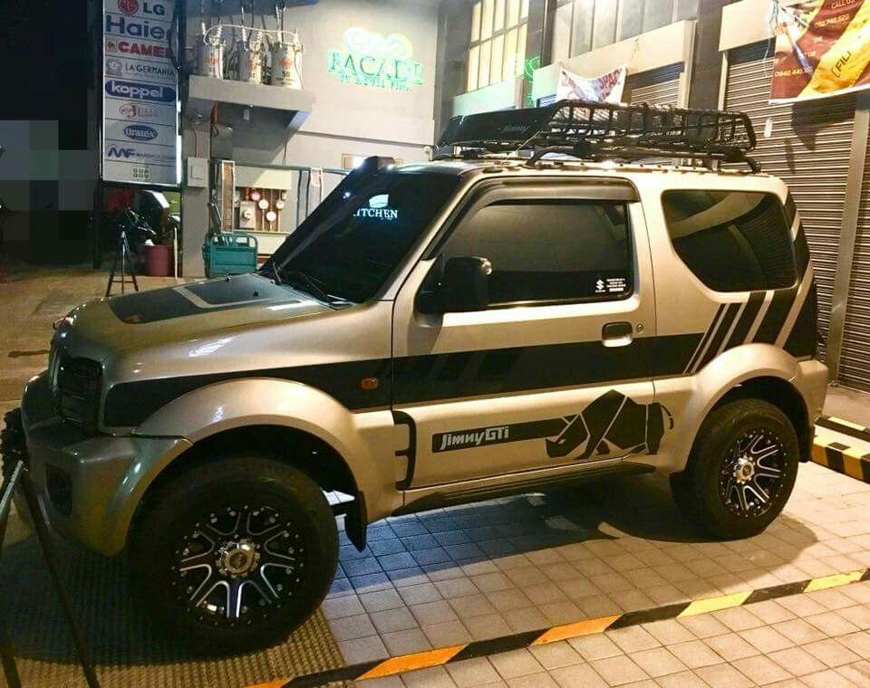 Tuning Jimny Em 2020 Auto Carros Modelos