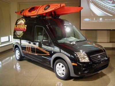 Ford Transit Connect Kayak Google Search Ford Transit Van