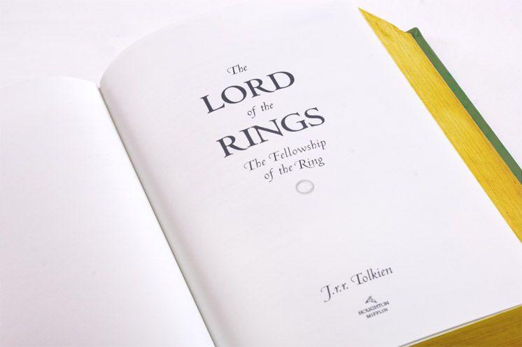 Book Interior Title Page