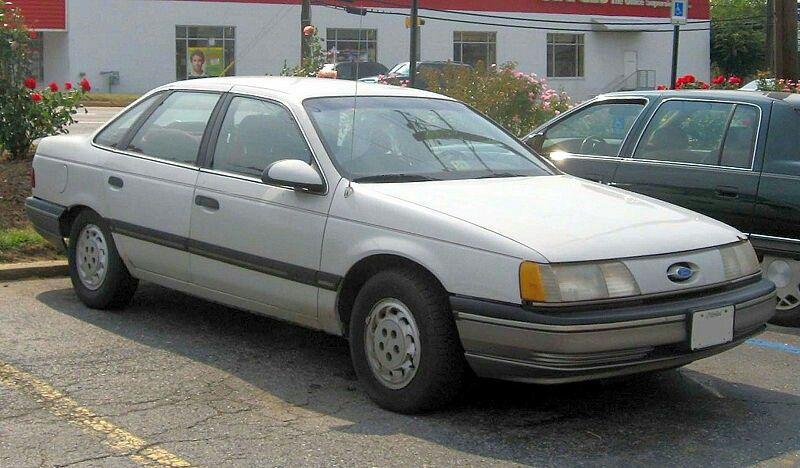 1990 Taurus Uh Huh Taurus Ford Ford Motor