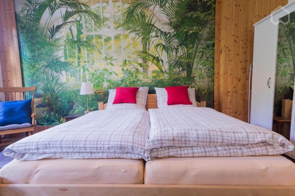 Wieso eigentlich nicht den tropischen Urlwald nach Hause ins - moderne tapeten fr schlafzimmer
