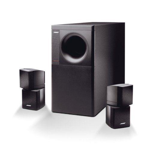 Bose Acoustimass 5 Home Entertainment Speaker System Black Bose