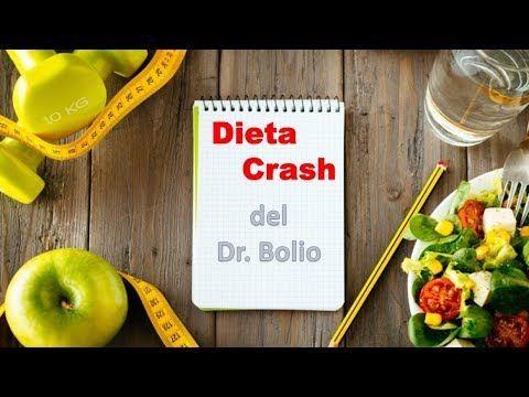 Dieta crash dr bolio