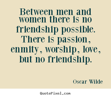 man woman friendship quotes