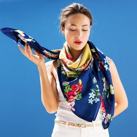 Épinglé sur Look Motifs Fleurs Mode Femme Lberty