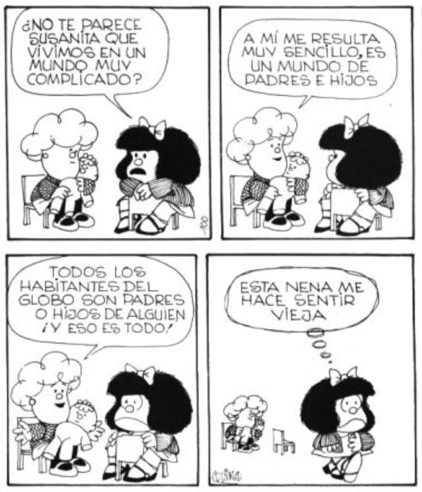 Susanita Mafalda Humour Mafalda Quotes Jokes