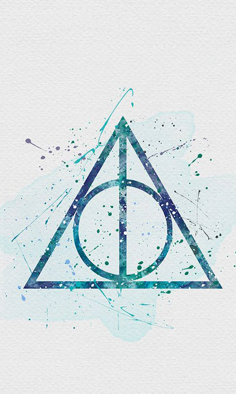 Deathly Hallows Harry Potter Wallpaper Harrypottertattoos Harry Potter Wallpaper Harry Potter Poster Harry Potter Background