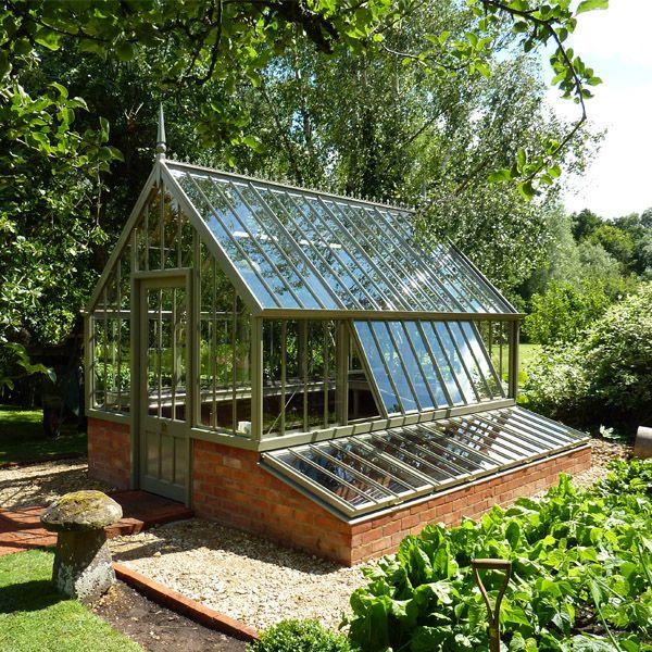 National Trust Alitex Scotney Greenhouse In 2020