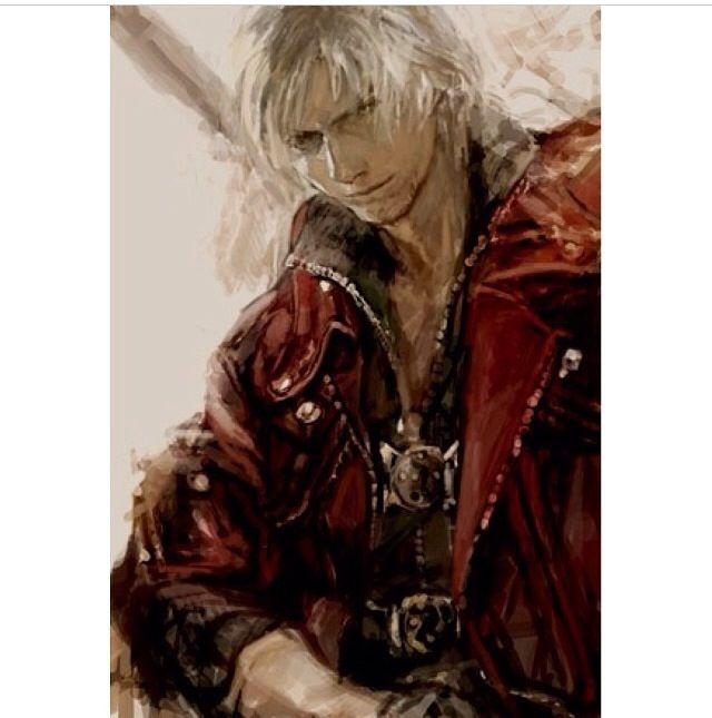 Dat Beautiful Dante Fanart