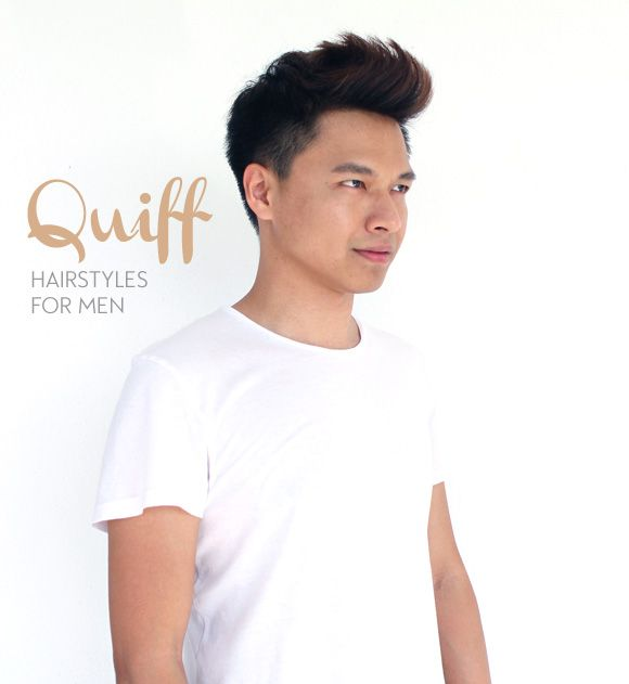 Pompadour Hairstyle Pictures Related Pictures Pompadour Hair - Asian quiff hairstyle