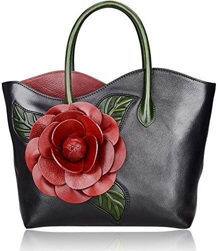 Photo of Pijushi New Designer Inspired Ladies Handmade Floral Tote Shoulder Bags 8825 | Accessorising – Brand Name / Designer Handbags For Carry & Wear… Share If You Care!