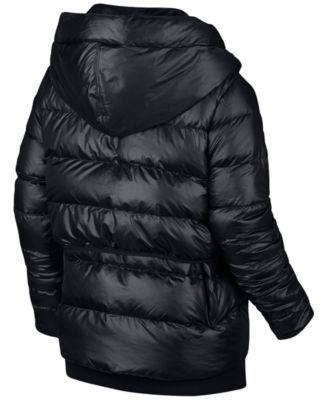 753760e735 Nike Sportswear Puffer Down Jacket - Black M